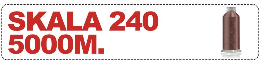 HILO SKALA 240 5000m